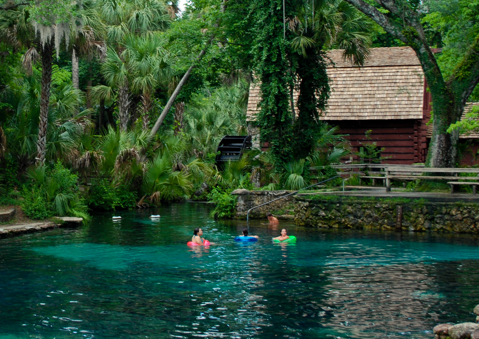 Juniper Springs Paddle And Camping Wrap Up Friday