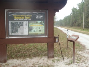 The Trailhead at Hampton Tract