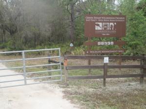 Rock Ridge Road Entrance